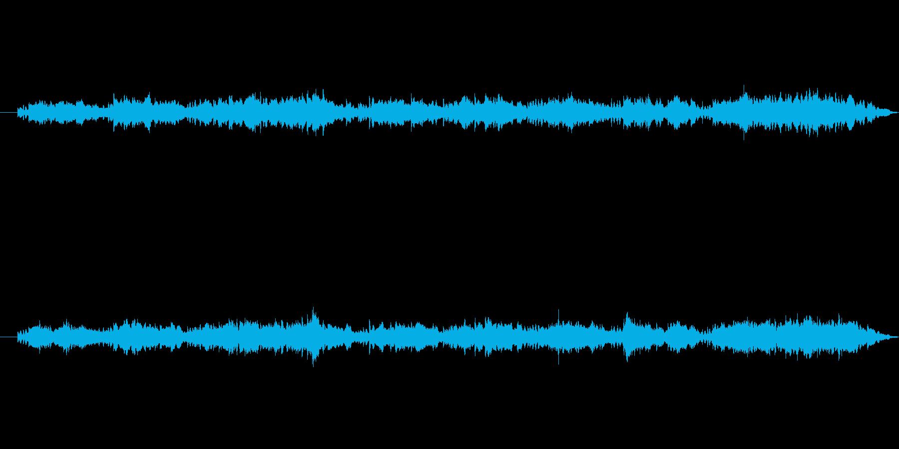 とあるゲームコンペのために作りましたが…の再生済みの波形