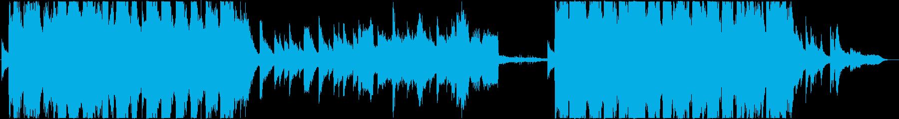 切ない雰囲気3拍子バラード/ピアノチェロの再生済みの波形