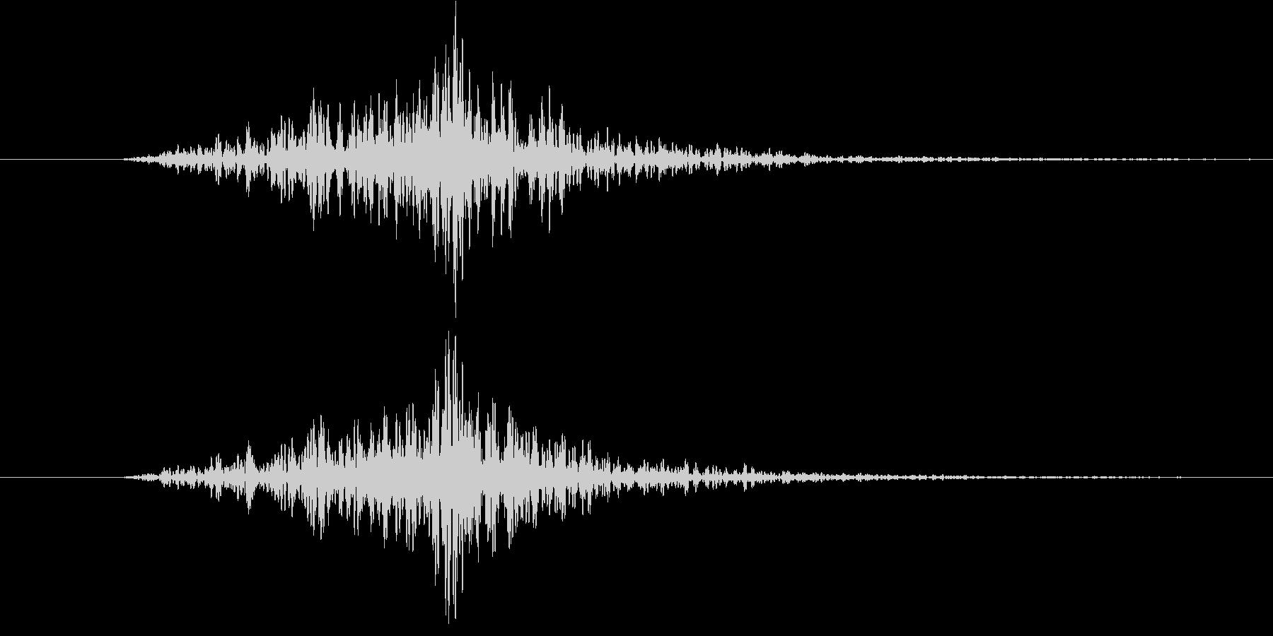 185_リバース1の未再生の波形