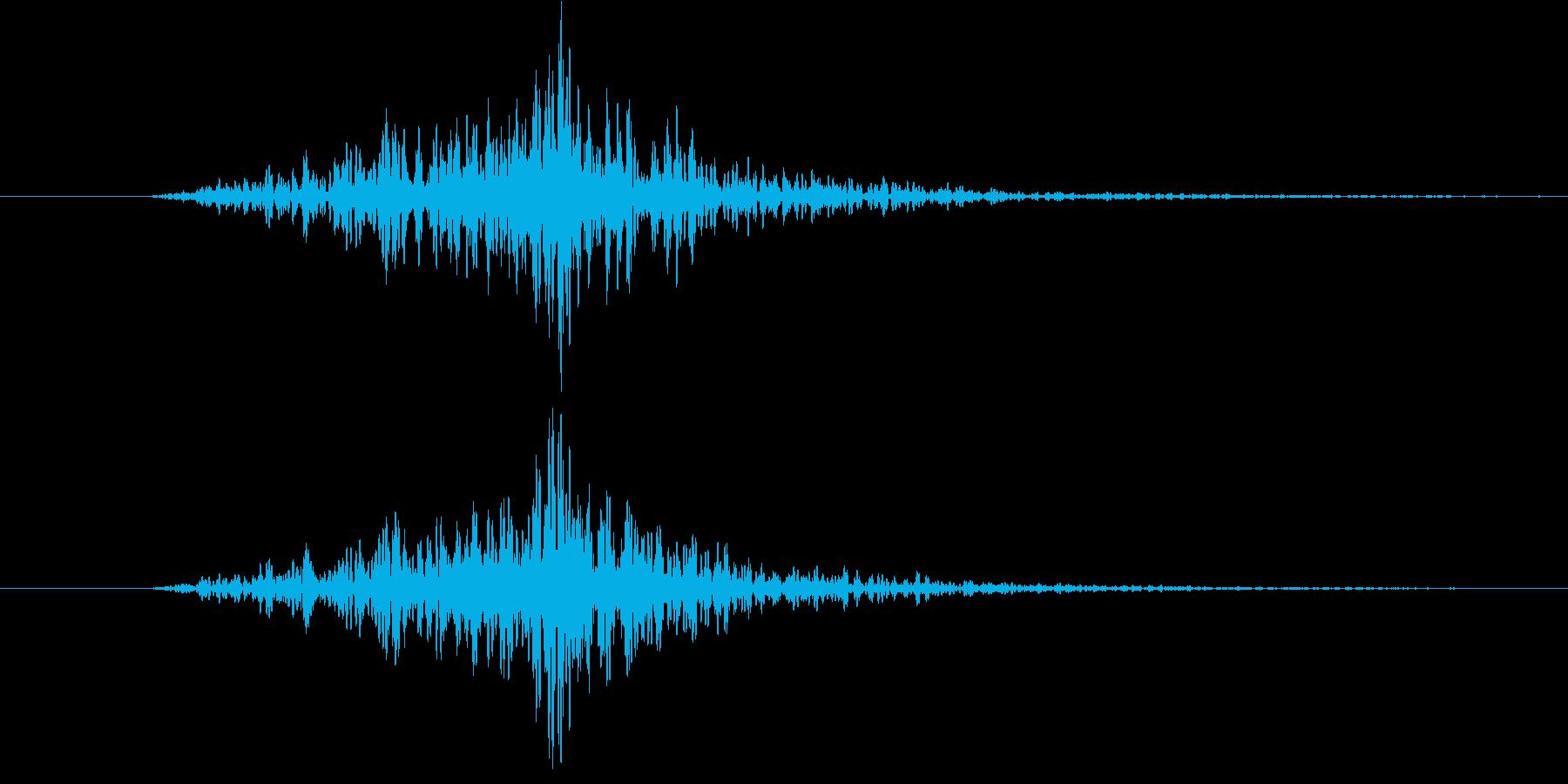 185_リバース1の再生済みの波形