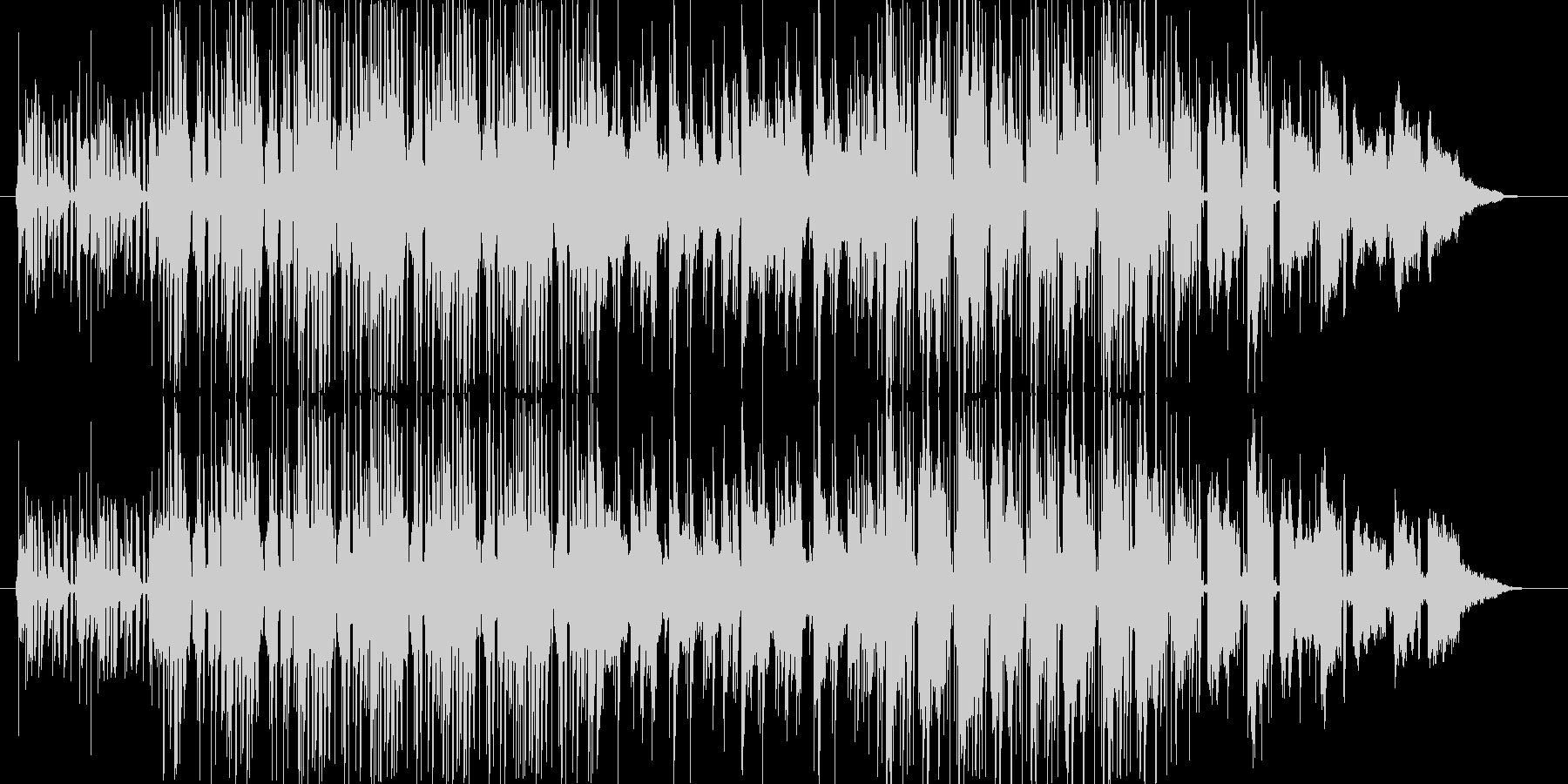 イージーリスニング的なスムースジャズ楽…の未再生の波形