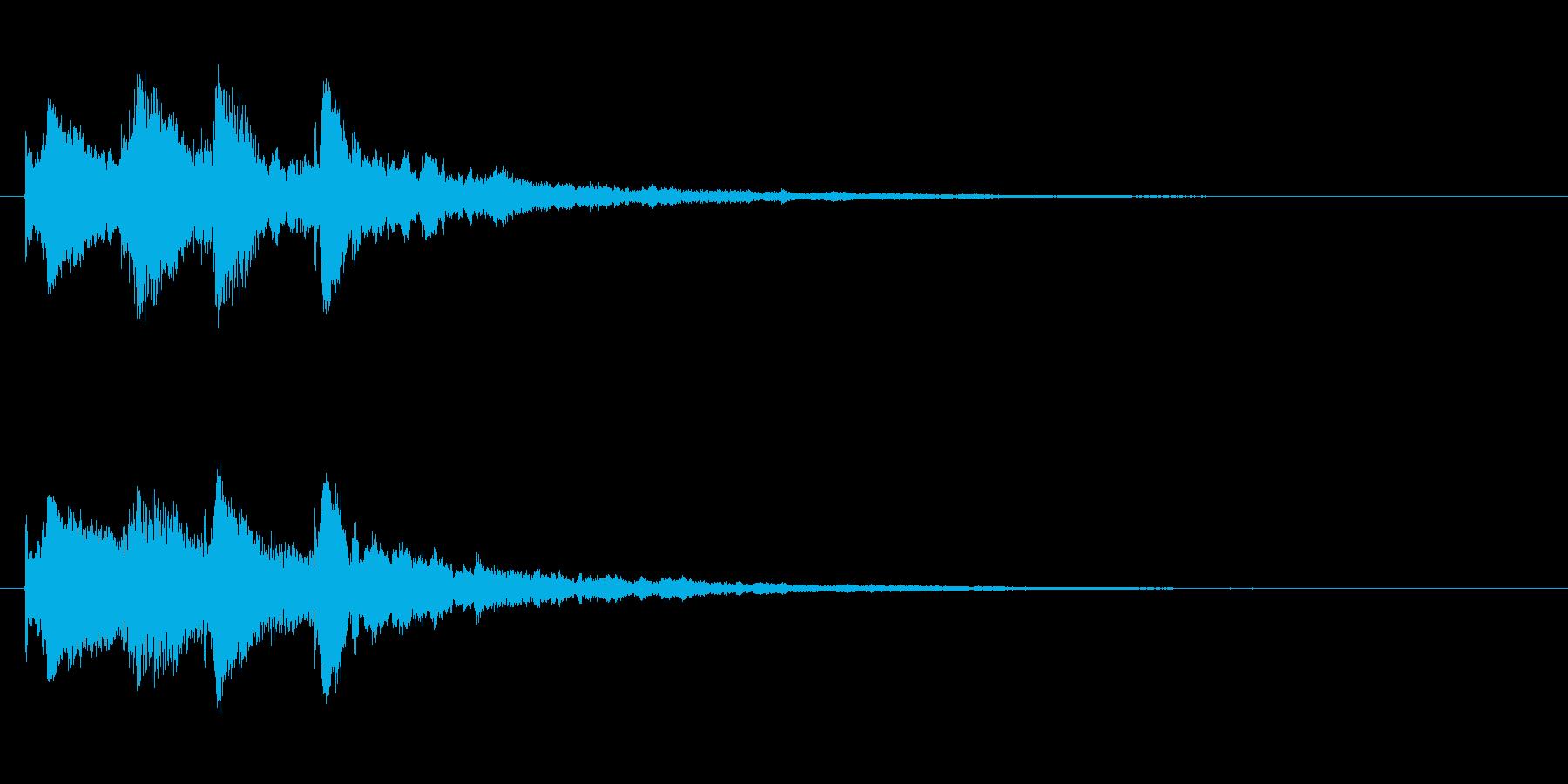 サウンドロゴ(企業ロゴ)_005の再生済みの波形