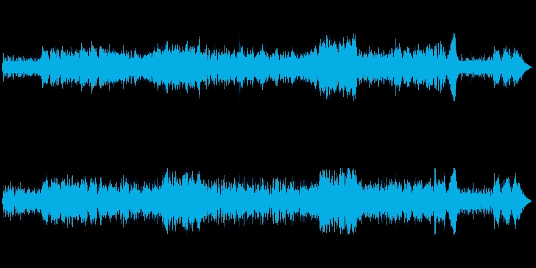 ファンタジーRPGの王道的戦闘曲です。の再生済みの波形
