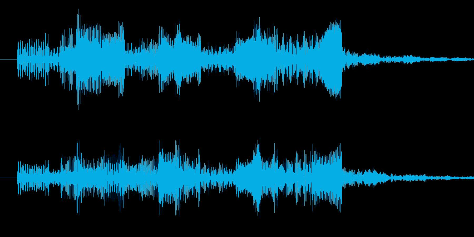 ドゥルリラドゥルリラドゥルリラドゥルリラの再生済みの波形