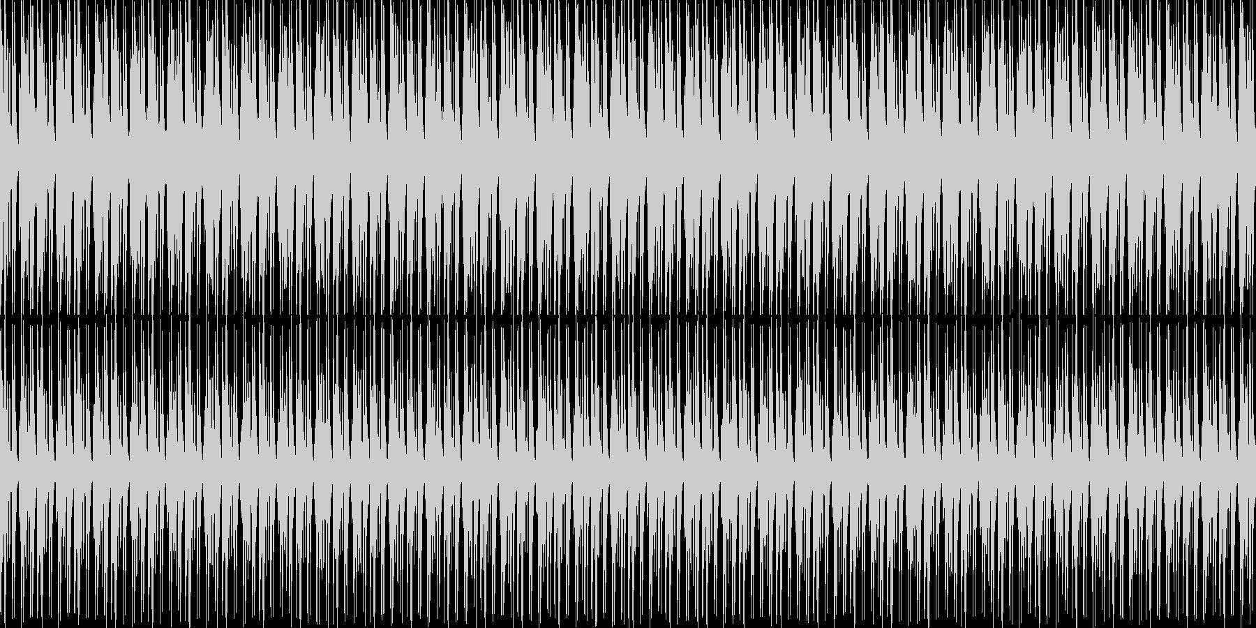 脳内研究所の未再生の波形
