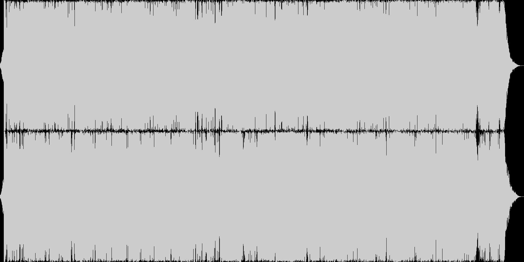 映画・ゲーム用バトルBGM18の未再生の波形