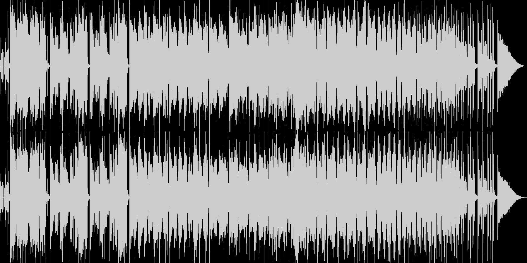純和風なオープニング田舎で琴で和太鼓の未再生の波形