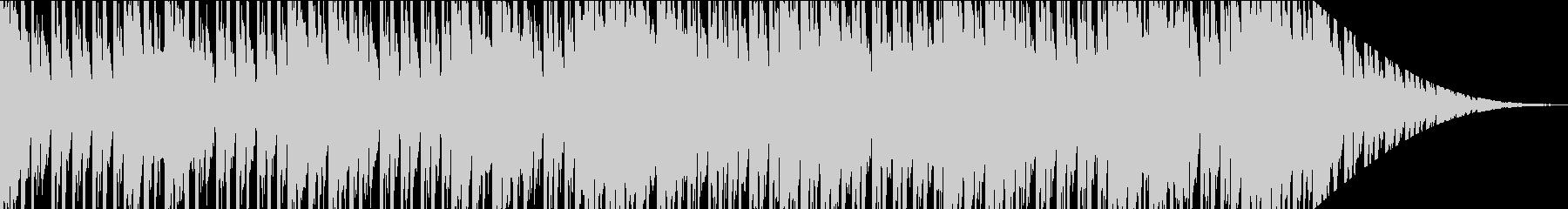 30秒・メロコア・ソリッド・ワークアウトの未再生の波形