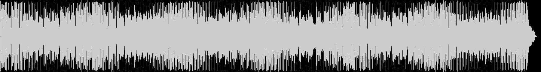 ファンタジーなシンセポップサウンドの未再生の波形