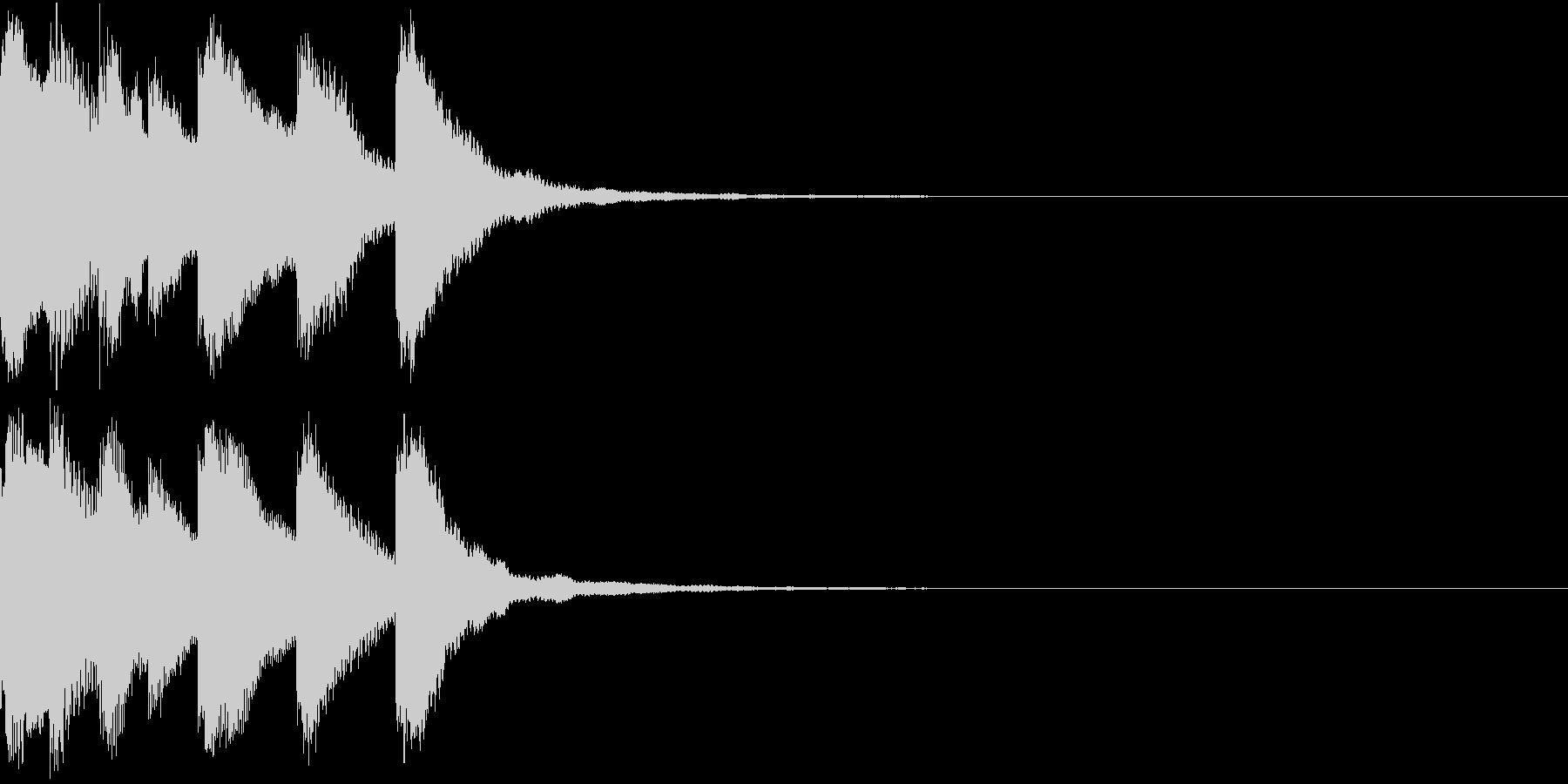 シンプル ベル チャイナ 中国風 12の未再生の波形