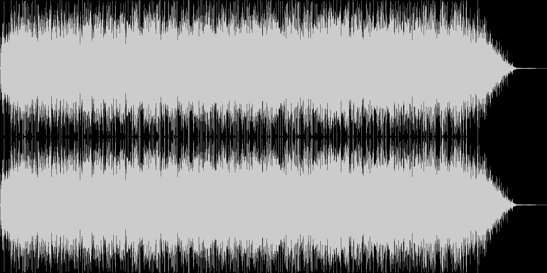 電動ドライバーの未再生の波形