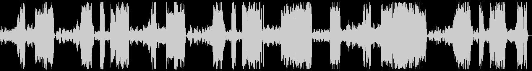 交響曲第40番 ト短調 第1楽章 初稿の未再生の波形