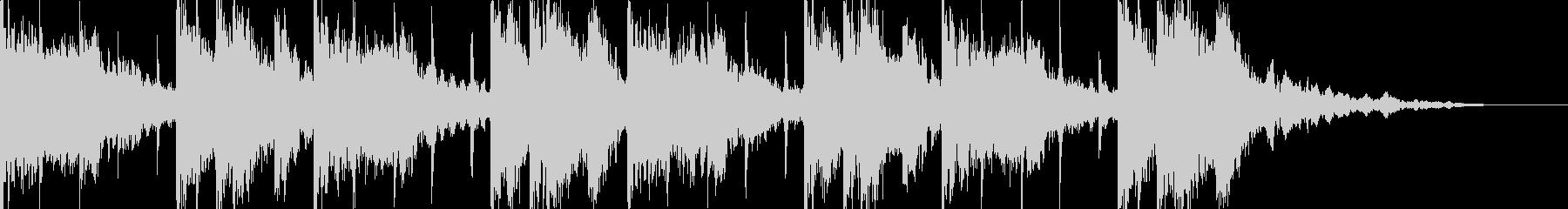 用途様々。17秒ループ音源。の未再生の波形