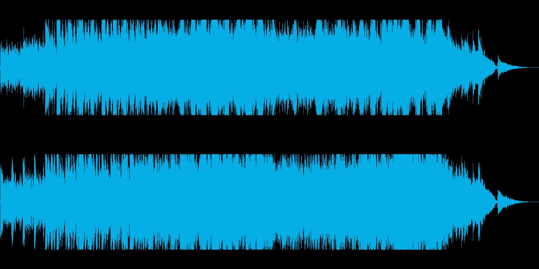 北欧テイストのクラシックポップスの再生済みの波形