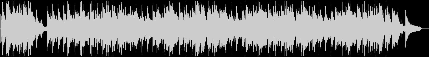 アメイジンググレイス ピアノ伴奏の未再生の波形