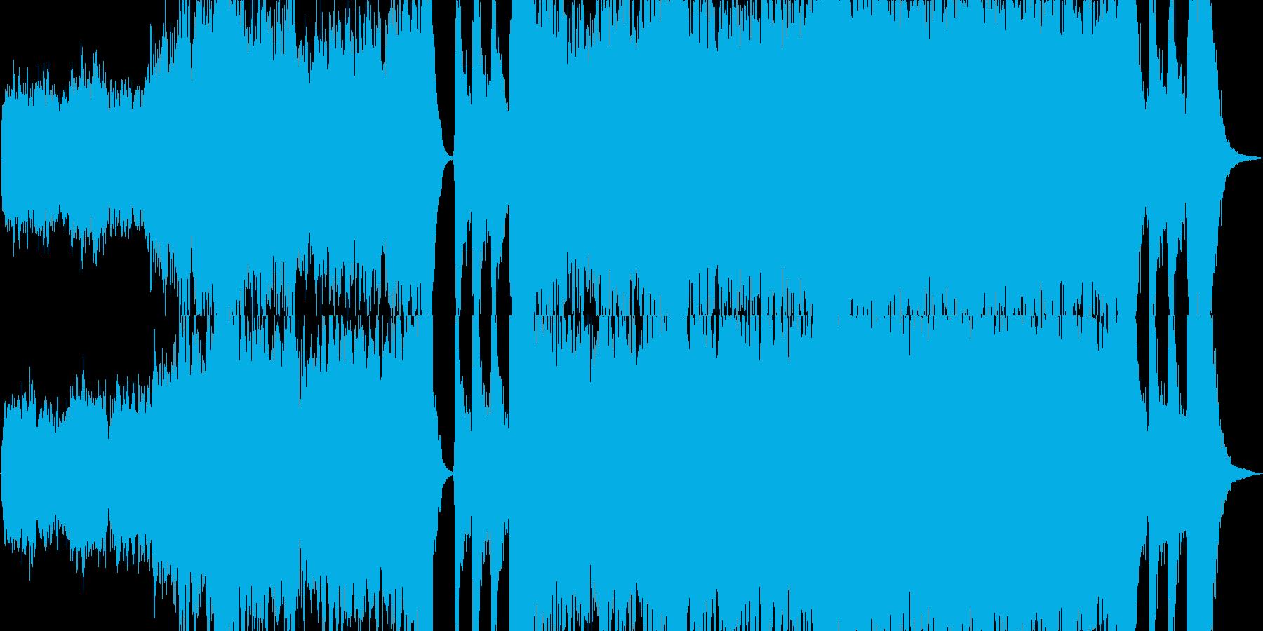 【ドラム無し】エピック・オーケ…旅立ちの再生済みの波形