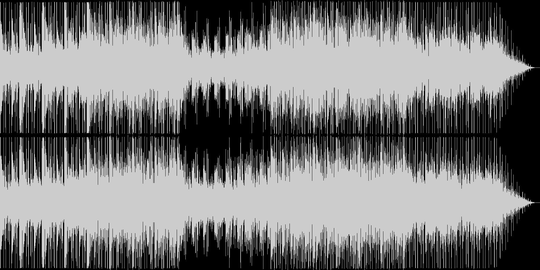 シンセ/落ち着いた曲調/おしゃれな雰囲気の未再生の波形