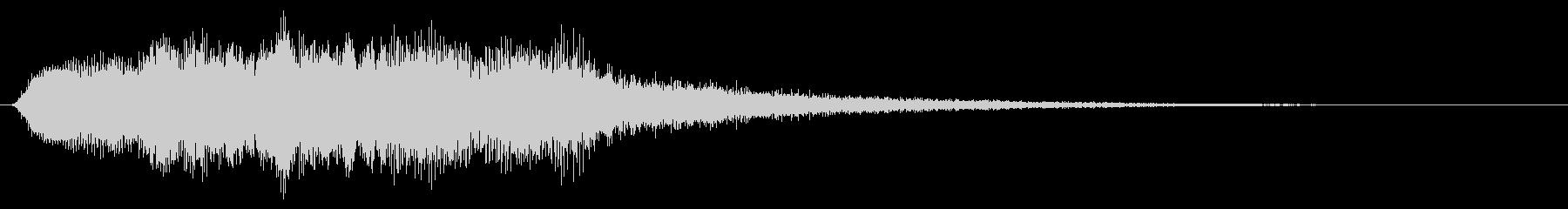 オーケストラ ゲームオーバー クラシカルの未再生の波形