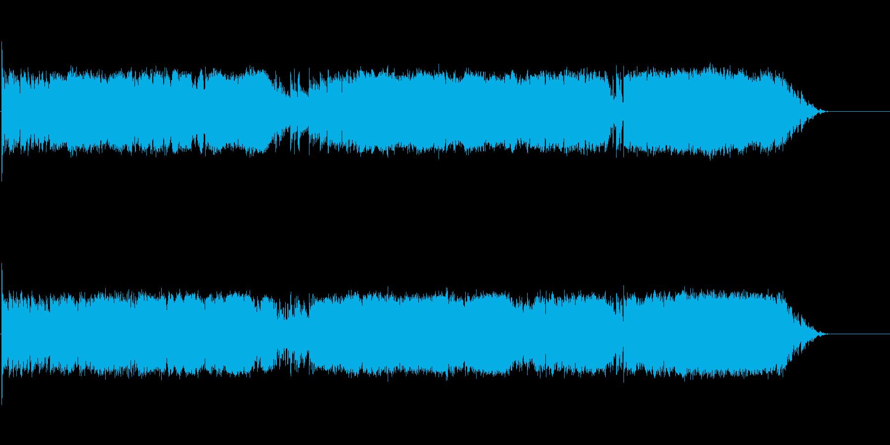 今年の初めは映画音楽のようなサウンドに…の再生済みの波形