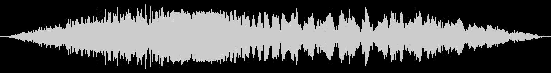 【F1】超ド迫力のF1エンジン効果音3!の未再生の波形