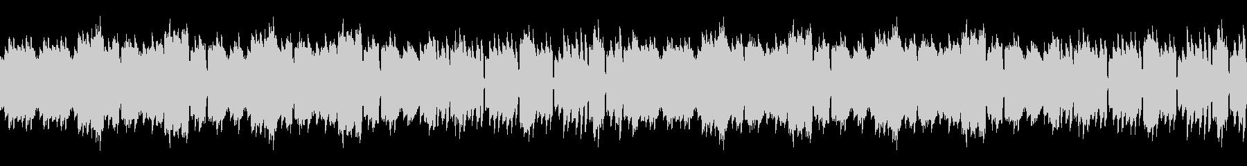 神秘的なAadd9のアルペジオの未再生の波形