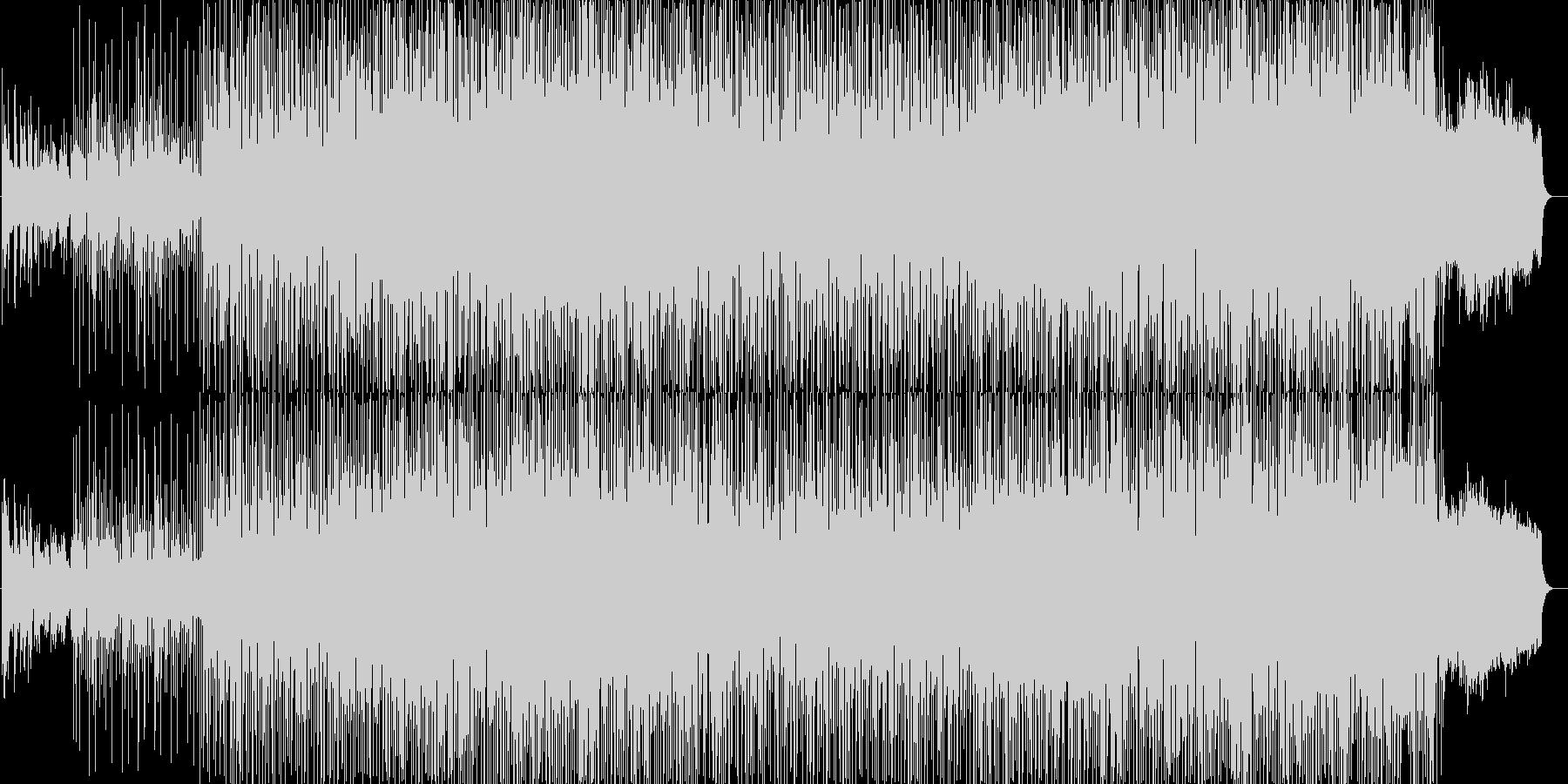 記念日動画に最適な軽やかなR&Bバラードの未再生の波形