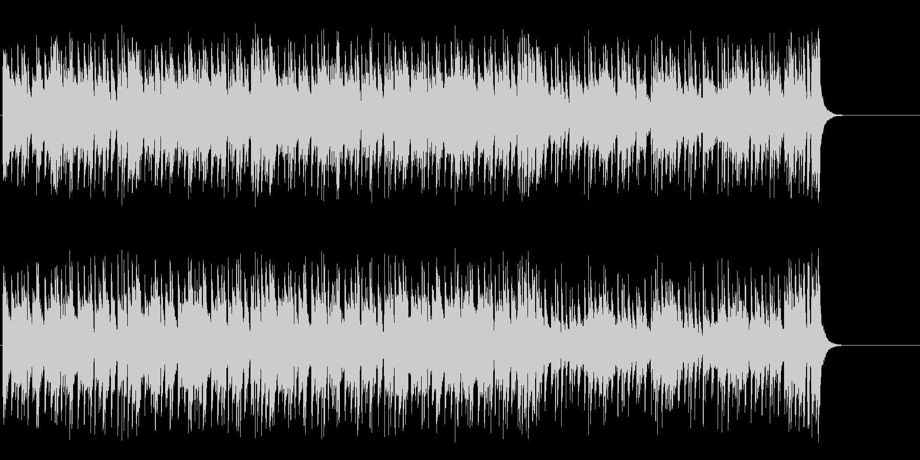 リラックスなフュージョン(イントロ~…)の未再生の波形