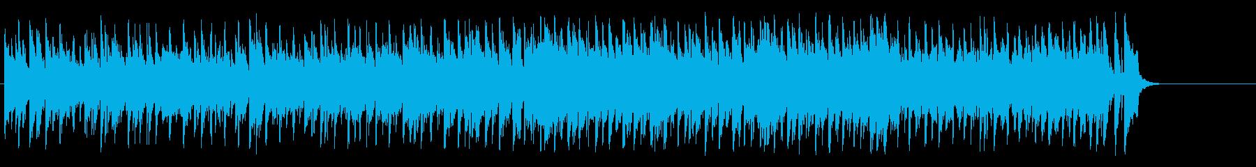 軽やかなフュージョン(A~サビ~イン…)の再生済みの波形