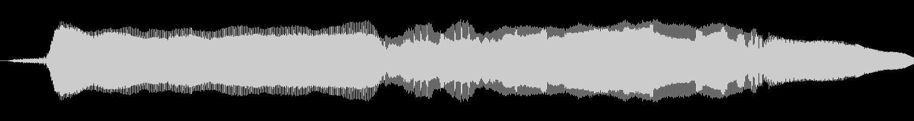 こぶし04(C)の未再生の波形