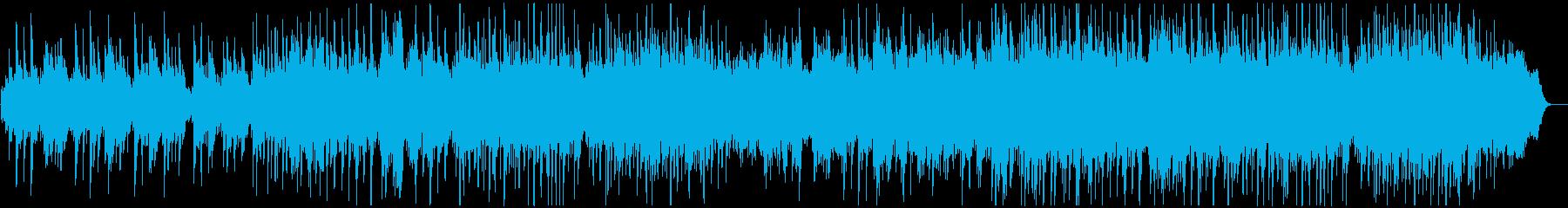 ★★邦画のエンドロールに最適な★ピアノ曲の再生済みの波形