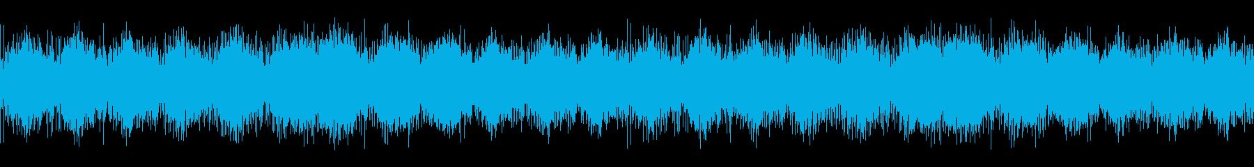 浮遊感のあるアンビエント+エピックの再生済みの波形