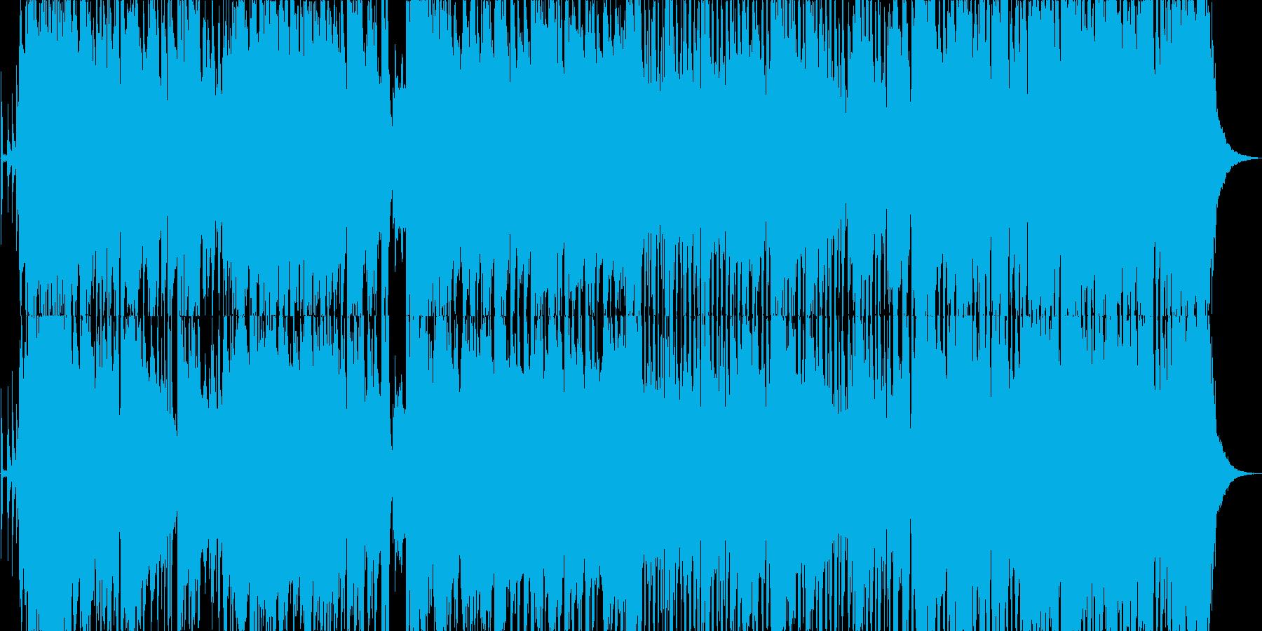 ゴージャスな雰囲気のビッグバンドジャズの再生済みの波形