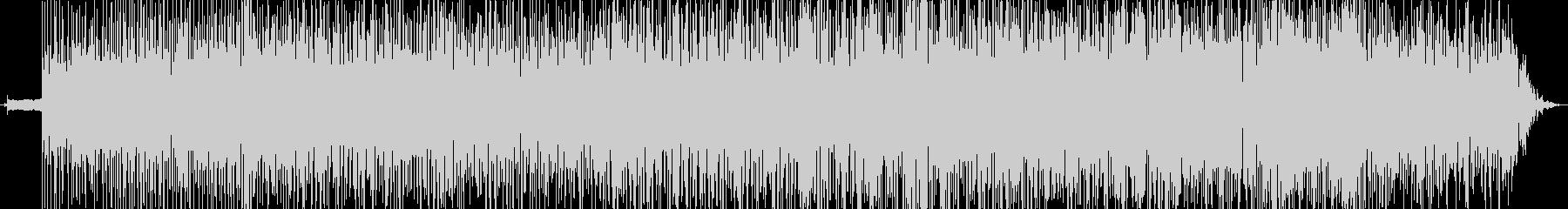 ワンコードのみのトロピカル・アコーステ…の未再生の波形