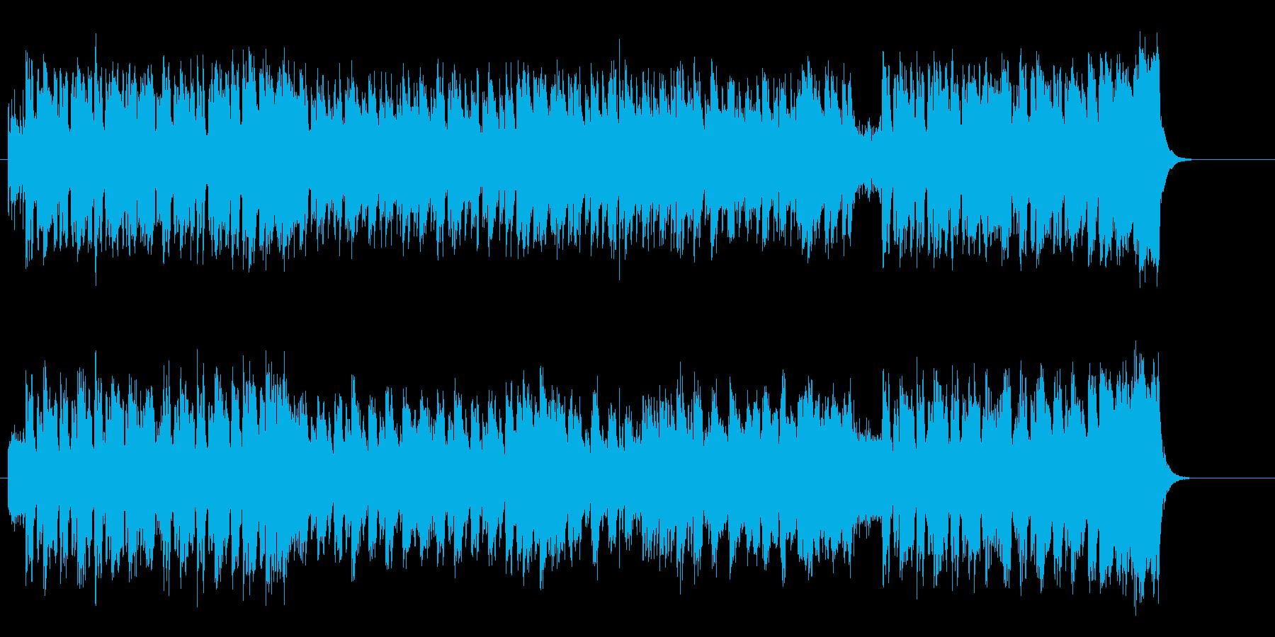 サーカスを告げるライト・ポップスの再生済みの波形
