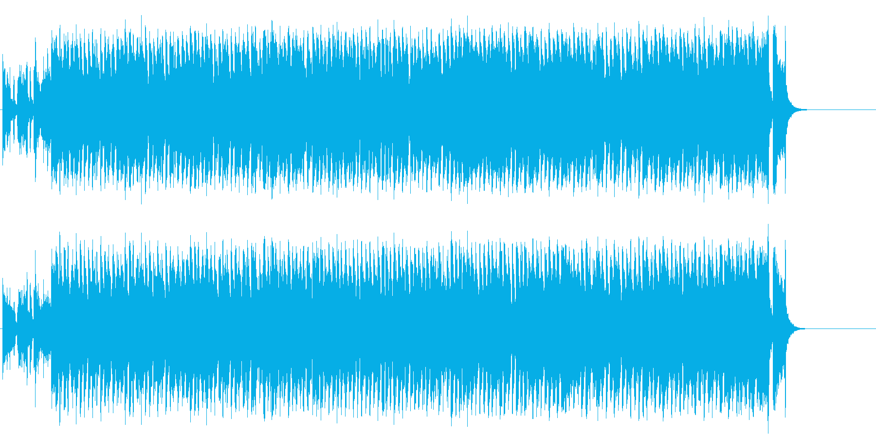 楽しく賑やかなグレンミラー風ジャズの再生済みの波形