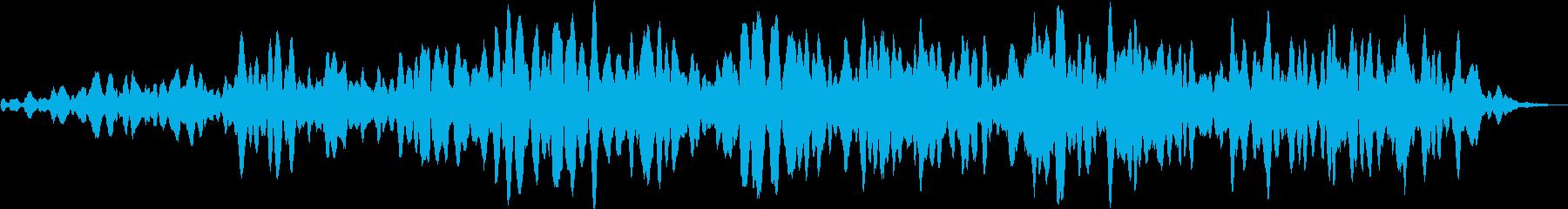 ヒューッ (オーラを溜める音)の再生済みの波形