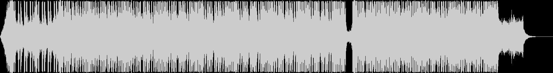 オケサウンドなゲームエンディングの未再生の波形