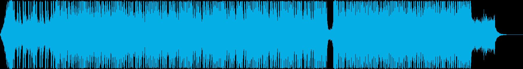 オケサウンドなゲームエンディングの再生済みの波形