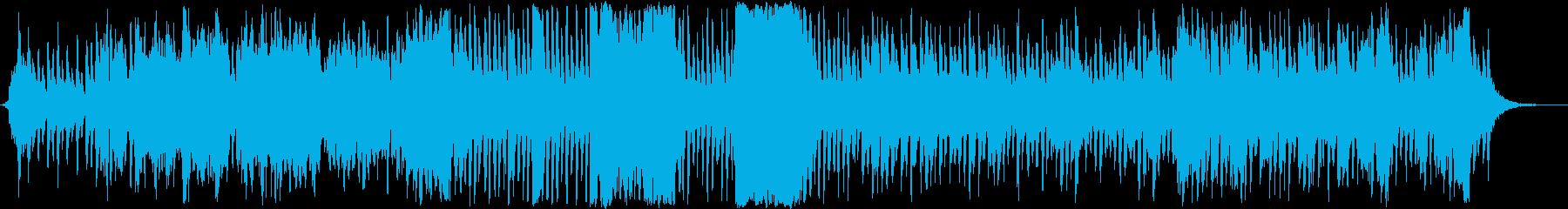 登校シーンBGM/CM/RPG/森の中の再生済みの波形