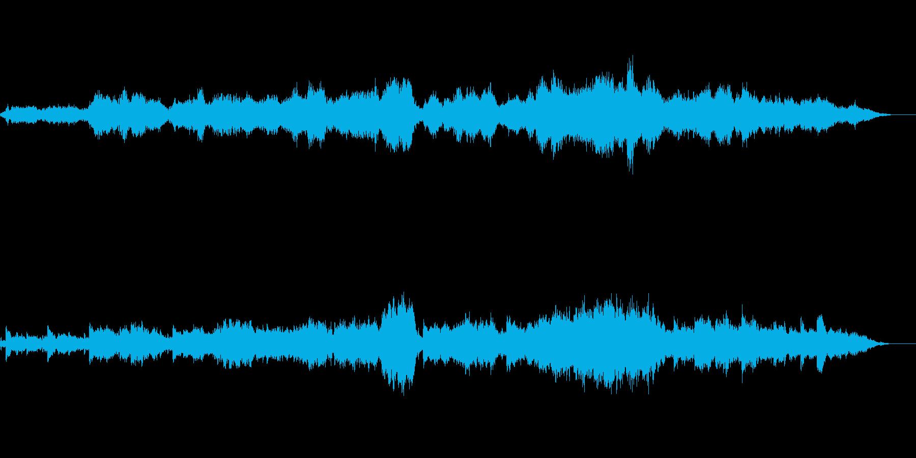 タイスの瞑想曲 フルオケショートの再生済みの波形