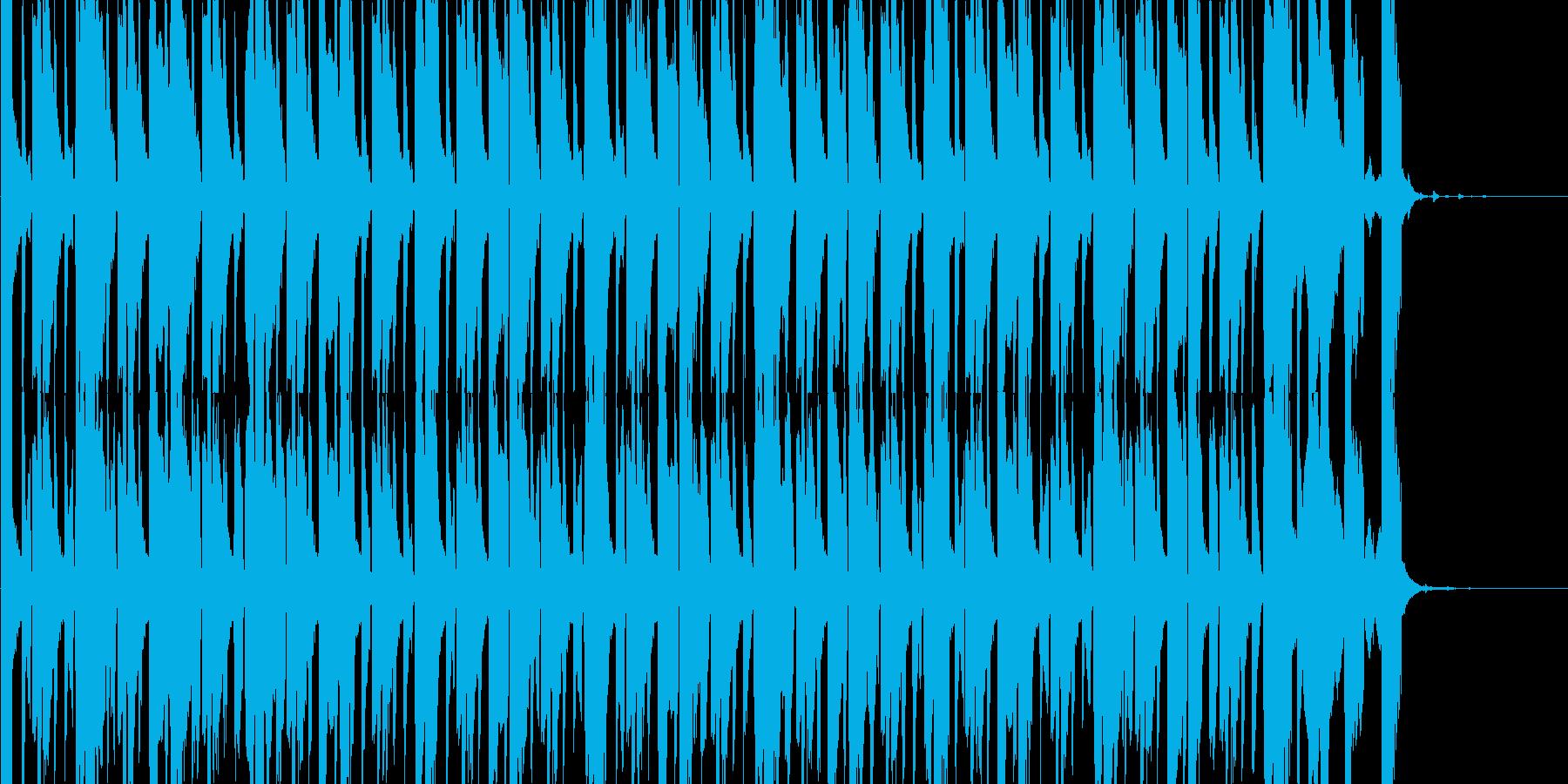 おっちょこちょい、間抜けをイメージした…の再生済みの波形