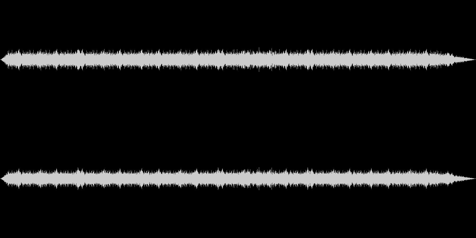 【新幹線 走行音01-2】の未再生の波形