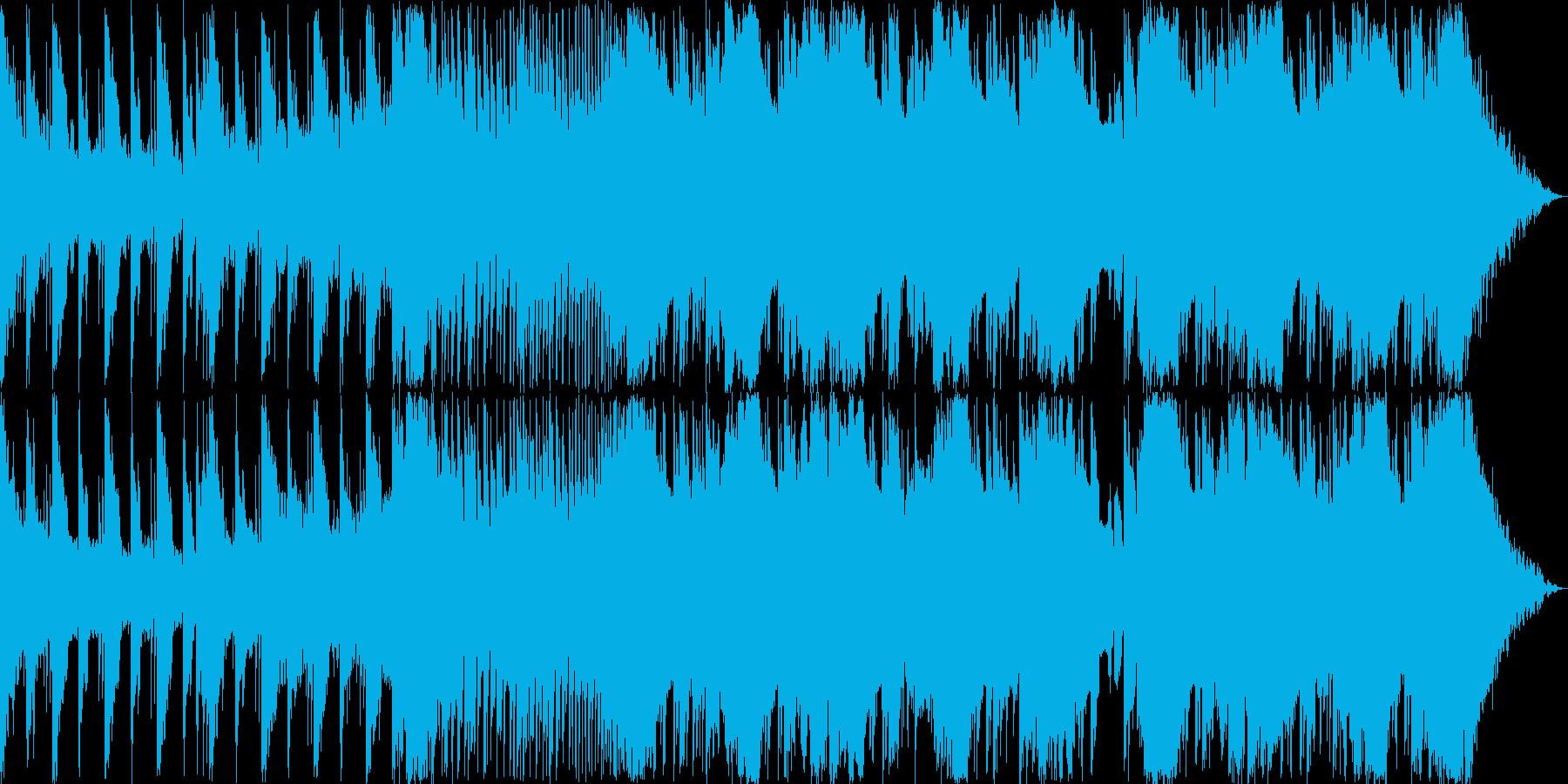 1分以内に収まるシンフォニック・ダブステの再生済みの波形