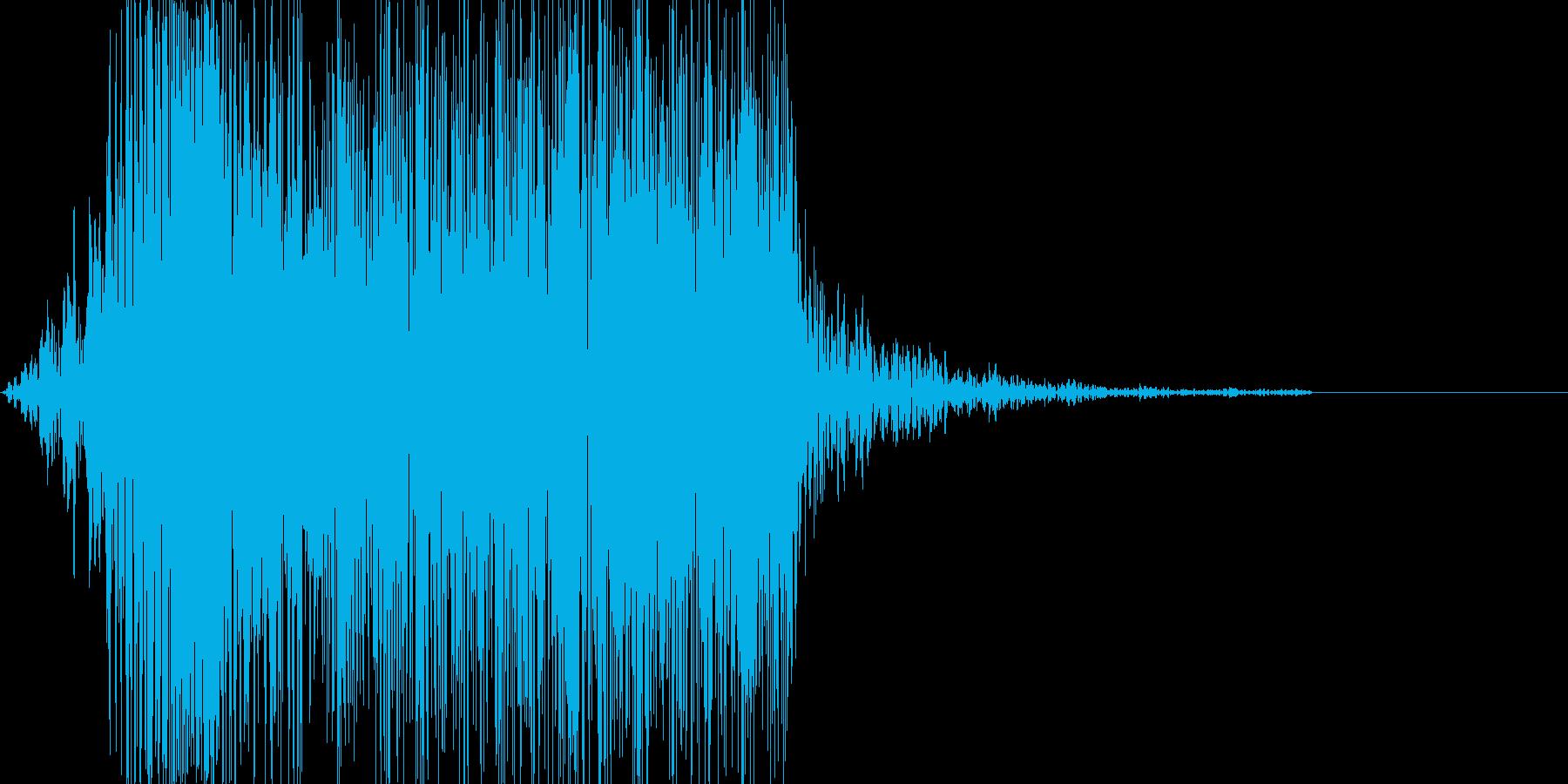 風切り音_攻撃_高速回転_竜巻_01の再生済みの波形