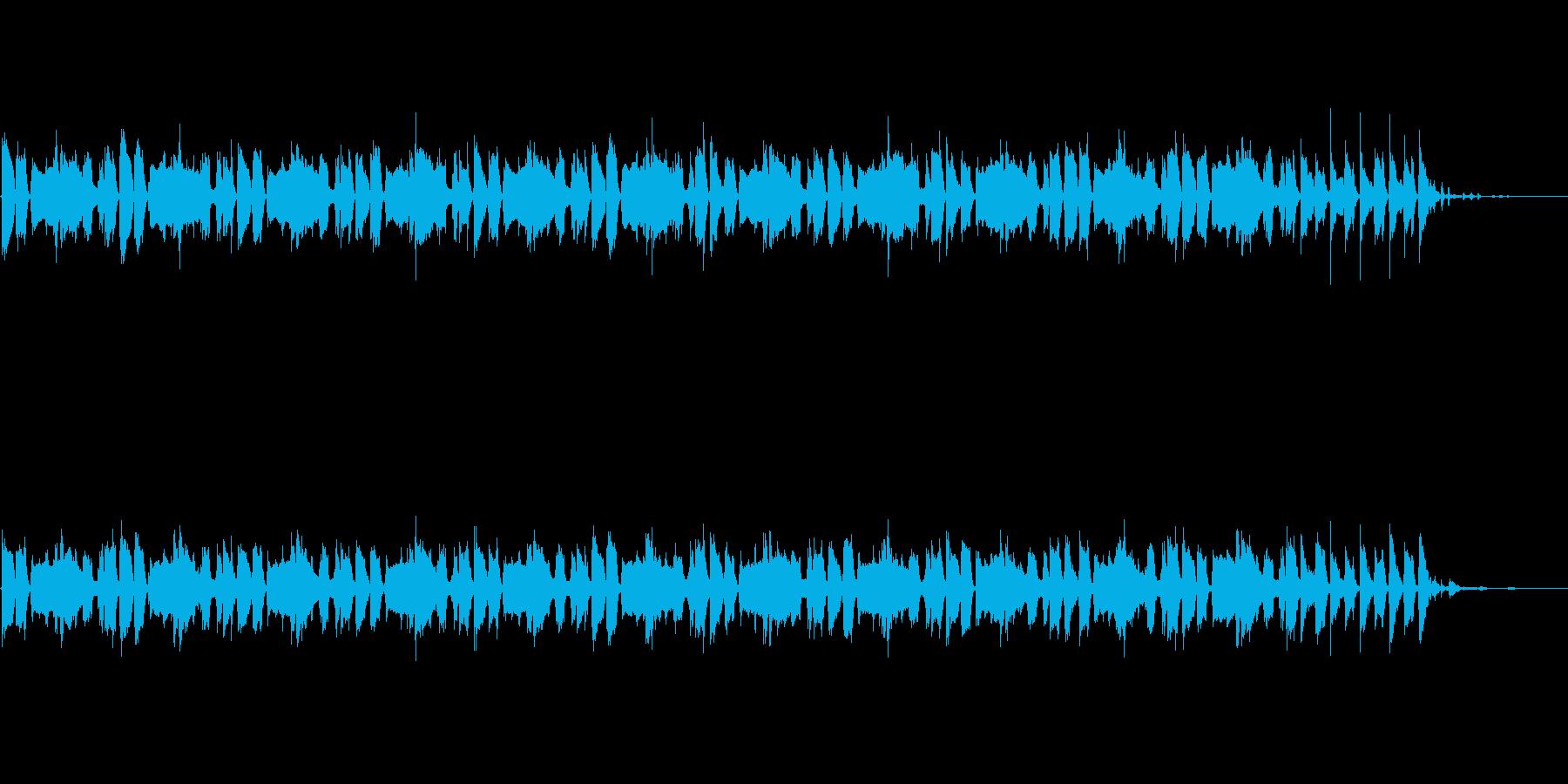 クイズ考え中に使えるbgmです。の再生済みの波形