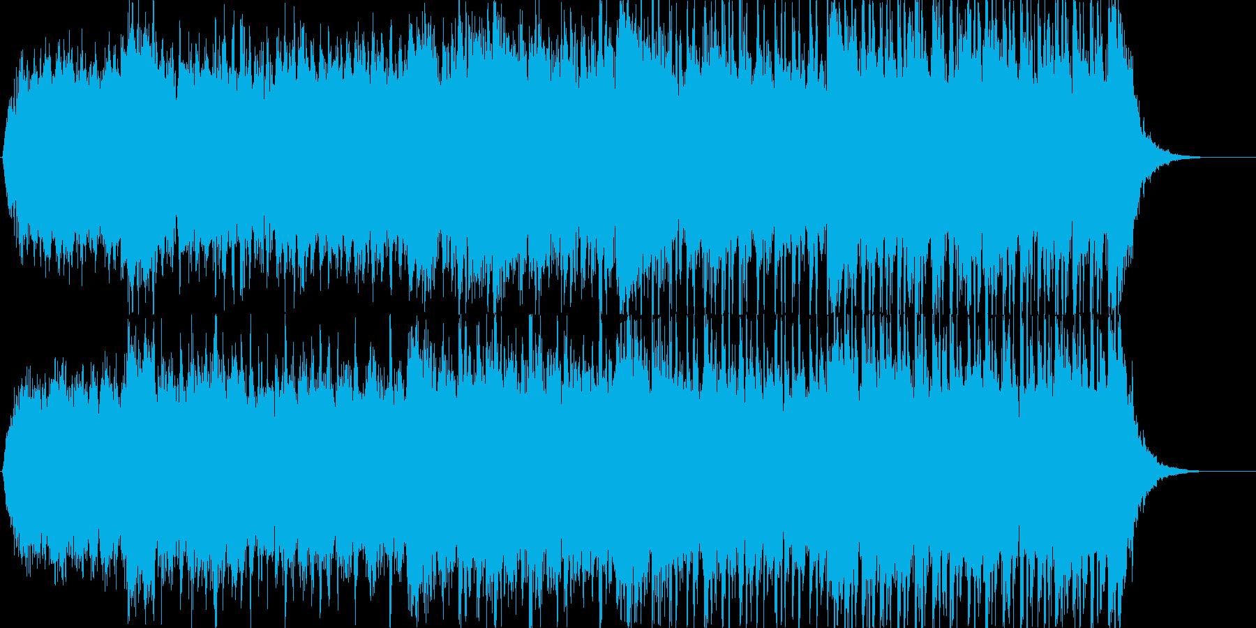 【POP】息をのむほど緊迫した音楽の再生済みの波形