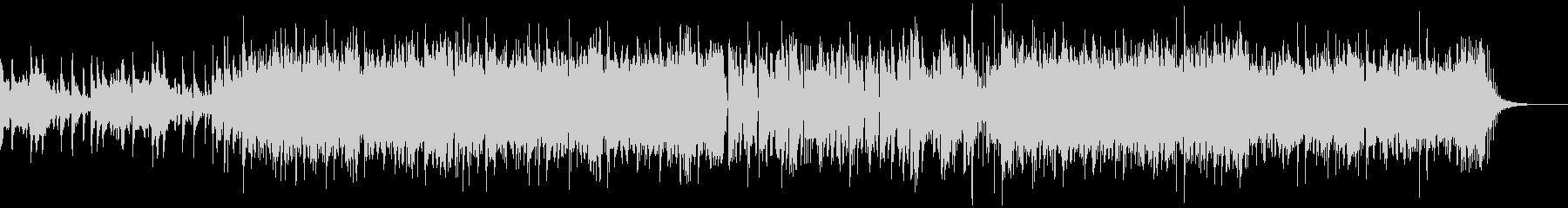 スタイリッシュな和風エレクトロニックの未再生の波形