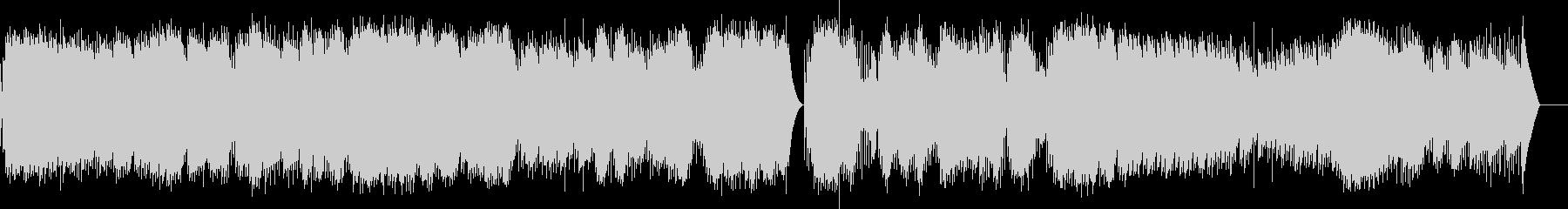 バッハ 無伴奏チェロ組曲 (オルゴール)の未再生の波形