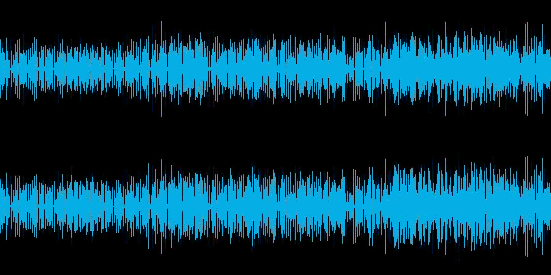 異世界の村 (ループ仕様)の再生済みの波形