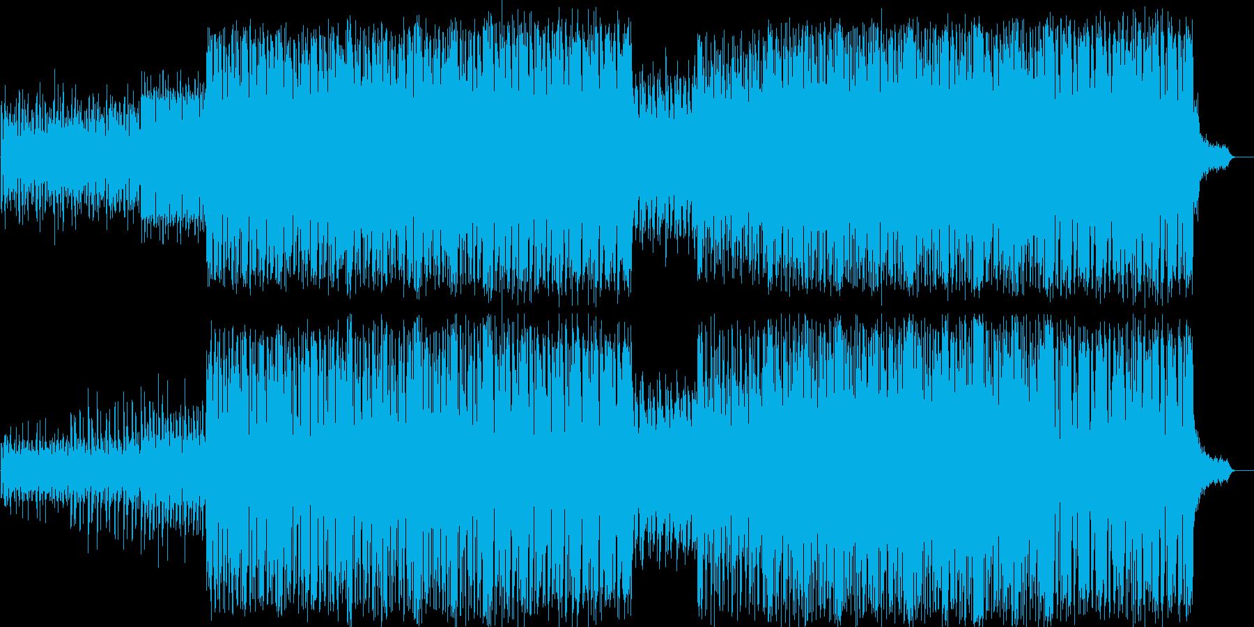淡々 未来 科学 工業 企業 夜 謎の再生済みの波形